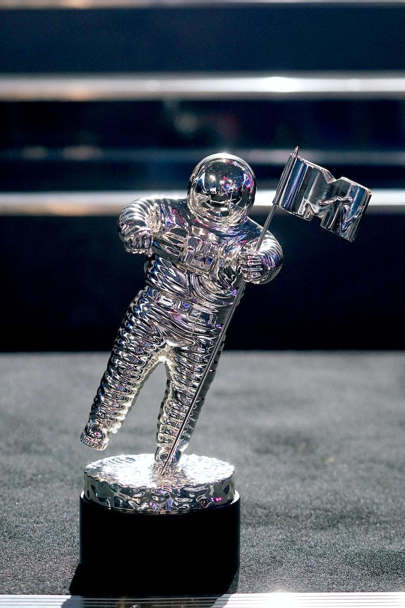The moon man from the MTV VMAs