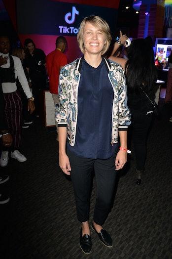 A photo of Vanessa Pappas.