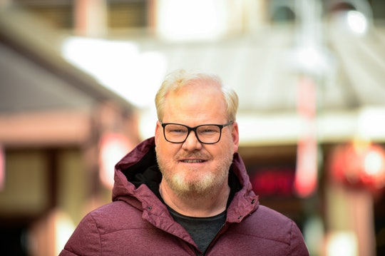 Comedian Jim Gaffigan went on a Twitter rant about President Trump.