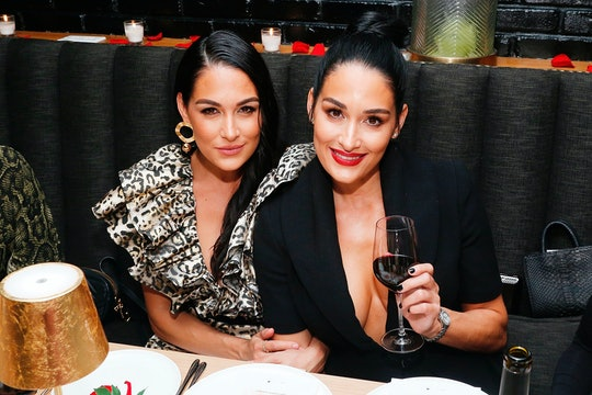 Brie and Nikki Bella gave birth to boys one day apart.
