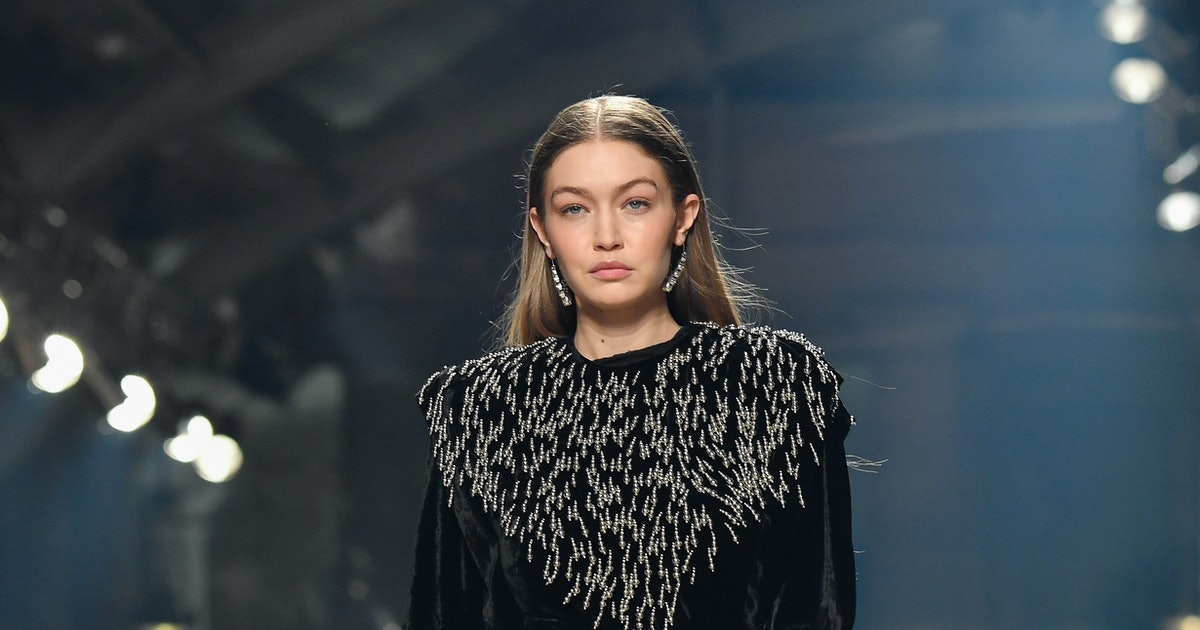 Gigi Hadid Went Shaggy And Short With Her Hair In New Photoshoot