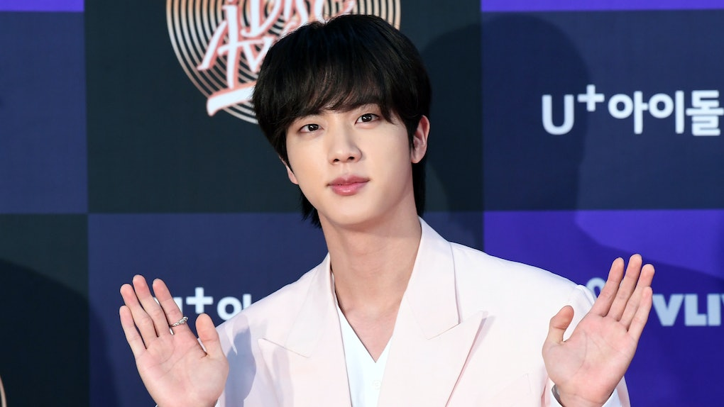 BTS' Jin's solo songs show why he was always born to a star.