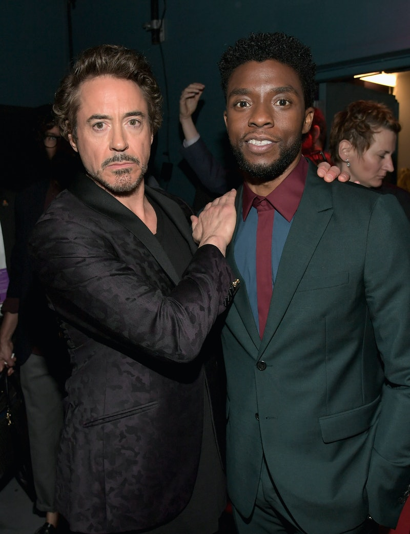 Robert Downey Jr. Paid Tribute To Chadwick Boseman In Moving ABC Special