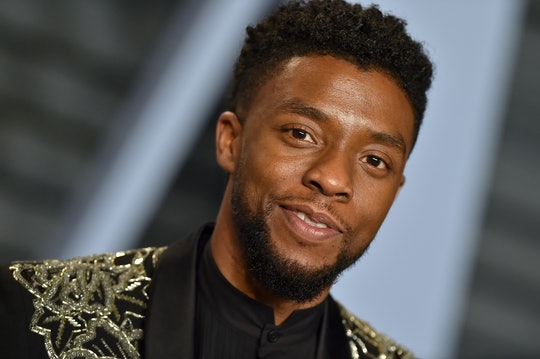 'Black Panther' star Chadwick Boseman met with children fighting cancer while battling the disease himself.