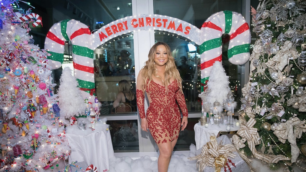 Mariah Carey has a Christmas special in the works on Apple TV+.
