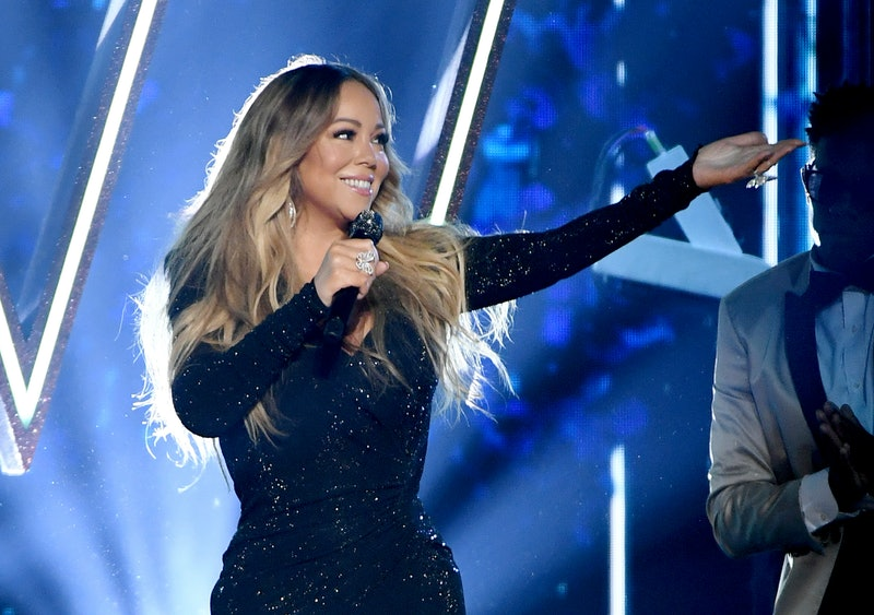 Mariah Carey Threw Shade At Eminem While Promoting Her Memoir