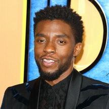 Chadwick Boseman, who was honored at the 2020 VMAs on Sunday night.