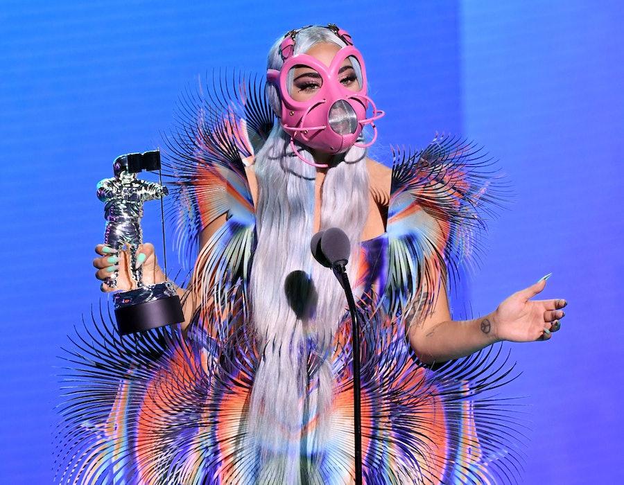 Lady Gaga VMAs 2020 Red Carpet