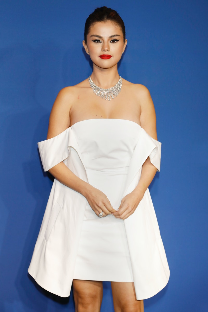 Selena Gomez's Rare Beauty launches Sept. 3.