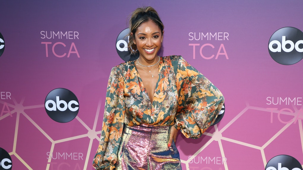 Tayshia Adams' quotes about her divorce are vulnerable AF.