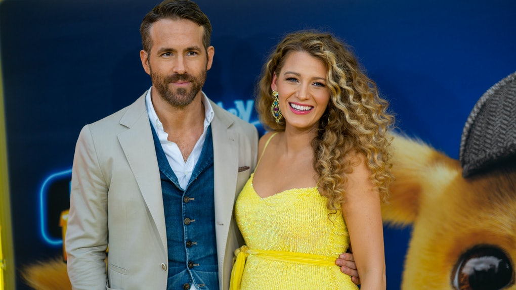 Ryan Reynolds' quote about his plantation wedding with Blake Lively is so important.
