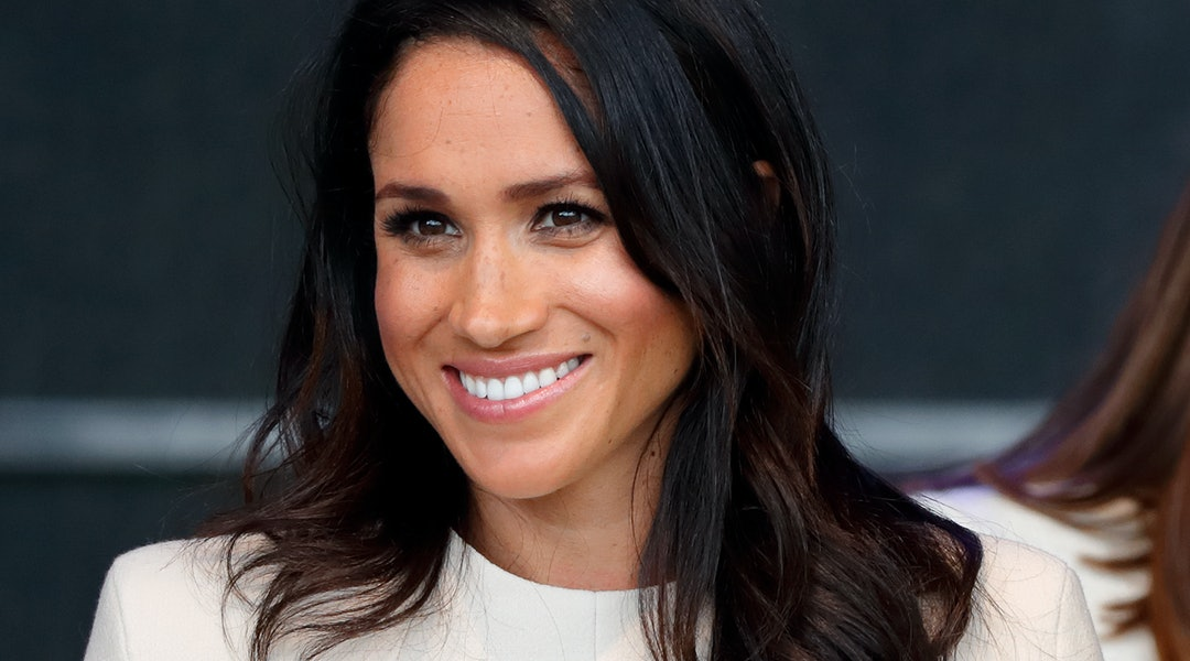 Meghan Markle has worn everything from blue eyeshadow to hot pink lipstick throughout the years.