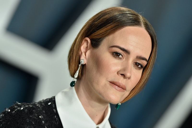Sarah Paulson teases details about the AHS spinoff.