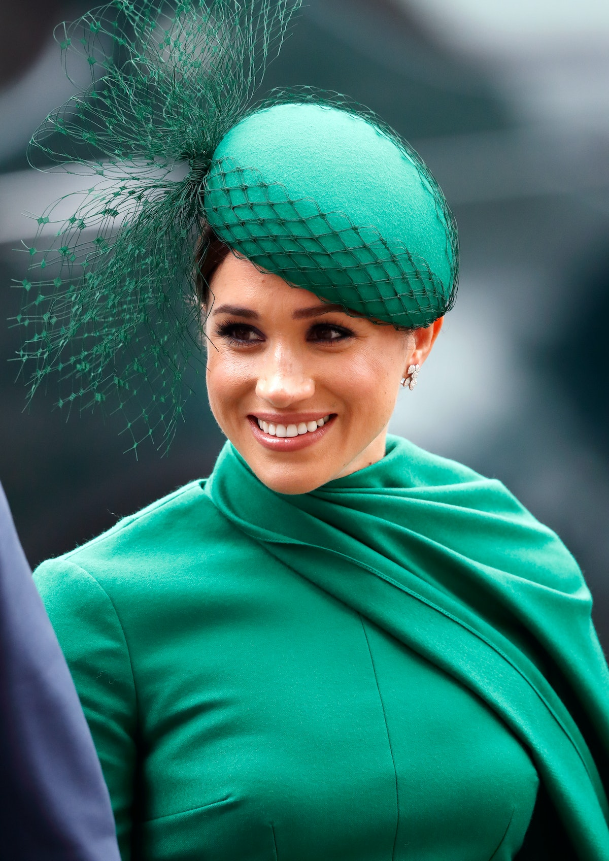 Meghan Markle attends a royal engagement.