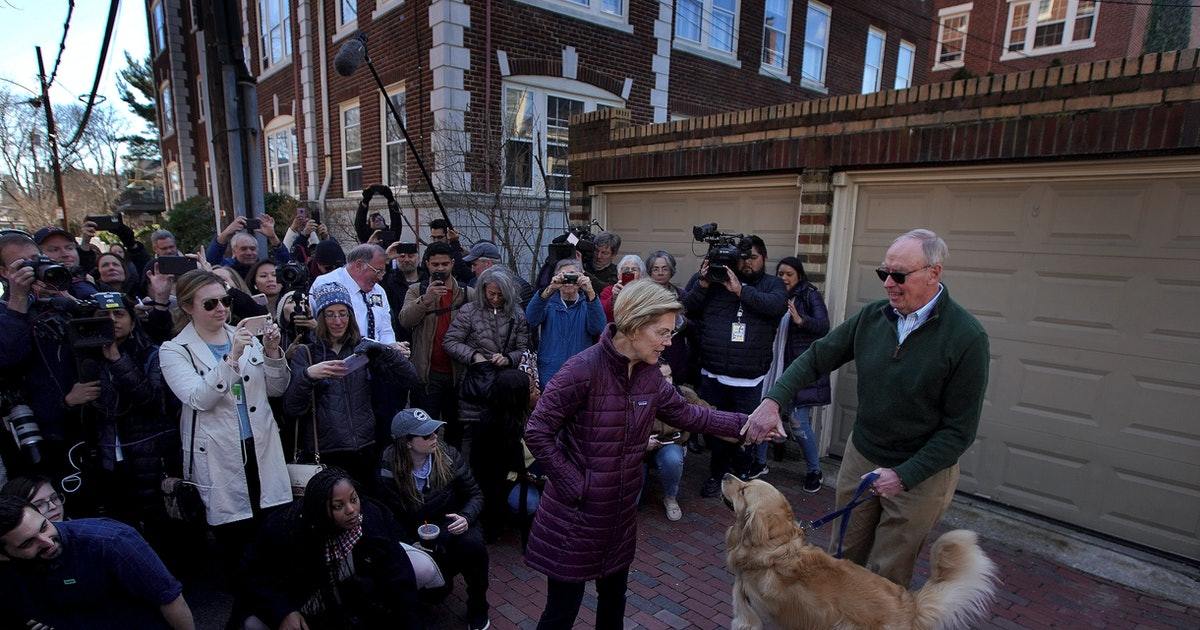 An Iowa Senate candidate notched her best fundraising day ever thanks to her rescue dog
