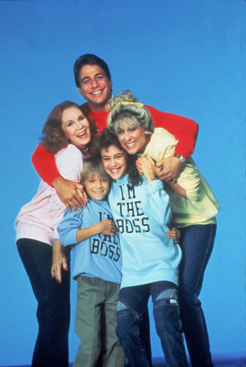 Alyssa Milano Confirms A Who's The Boss? Revival is Really Happening