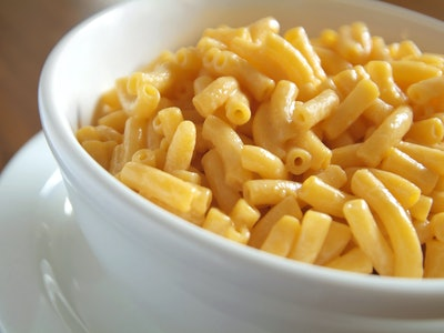 Now you can eat Kraft-sanctioned mac and cheese for breakfast.