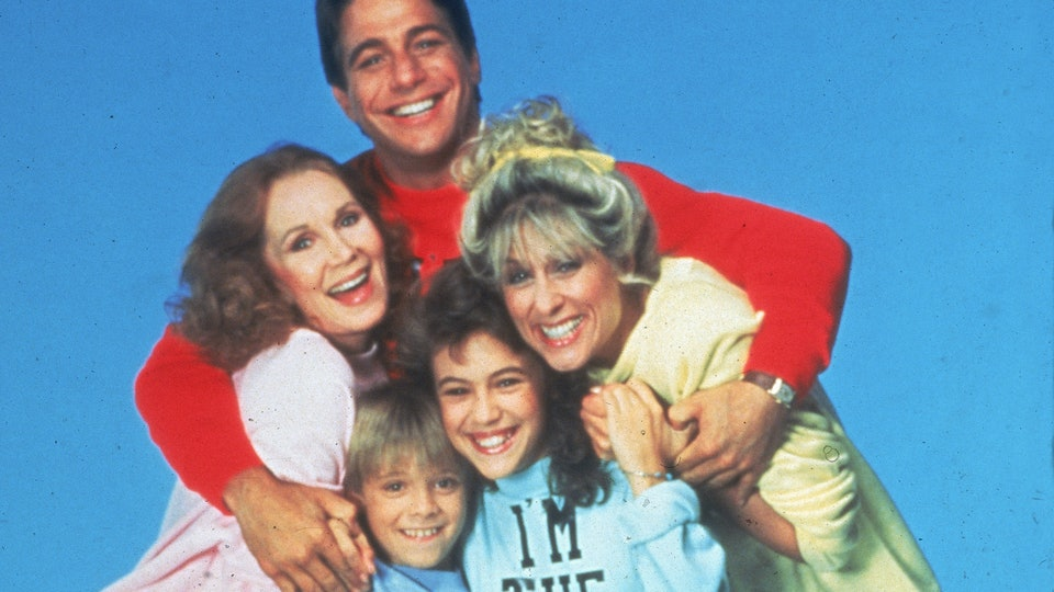 'Who's The Boss?' is coming back for a sequel.