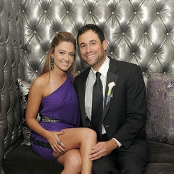 Jason and Molly Mesnick celebrated a huge milestone this year.