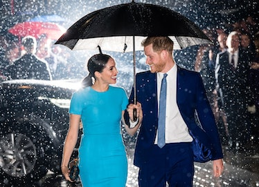 """Who introduced Meghan and Harry? """"Finding Freedom"""" reveals the truth."""