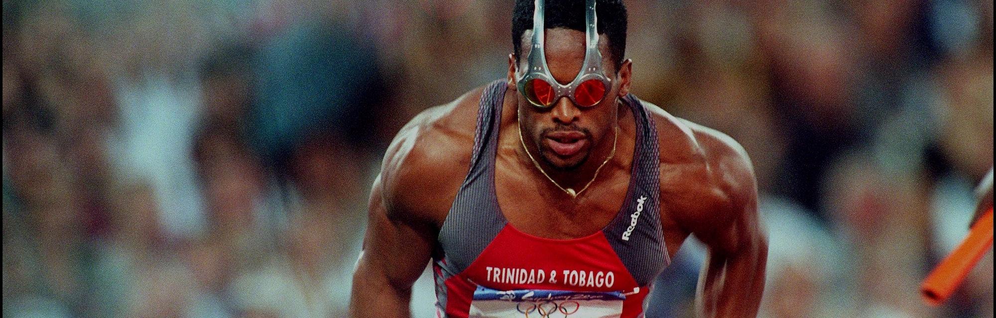 Trinidadian sprinter Ato Boldon