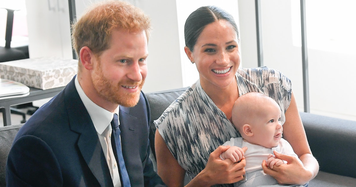 Prince Harry Shares Why He's Concerned About Social Media For Archie's Sake