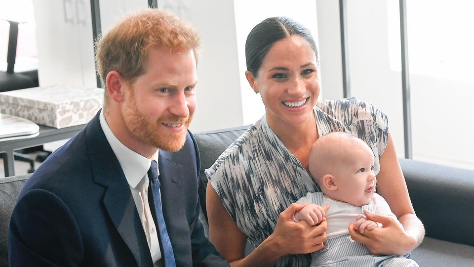 Prince Harry is worried about Archie's future.