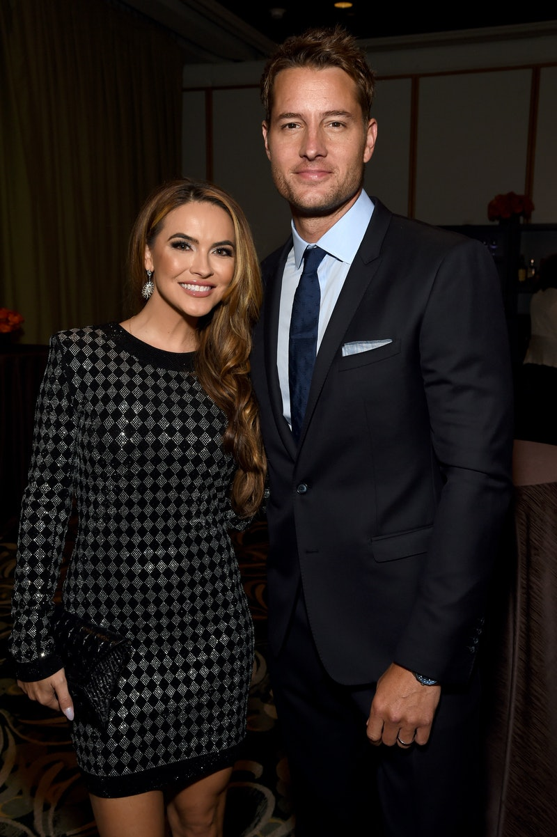 Chrishell Stause wrote Justin Hartley's daughter a goodbye letter.