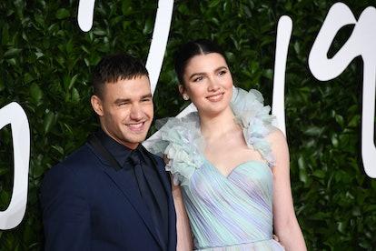Liam Payne & Maya Henry The Fashion Awards 2019