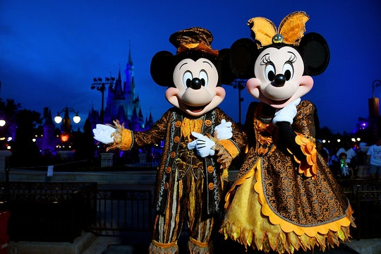 Adults can wear Halloween costumes during regular hours at Disney World this year.