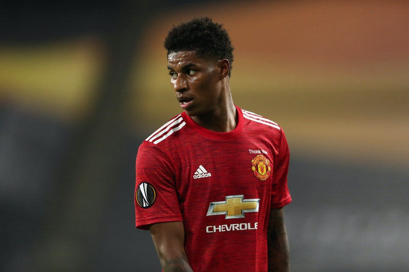 Marcus Rashford Aims To End Child Food Poverty With New Uk Taskforce