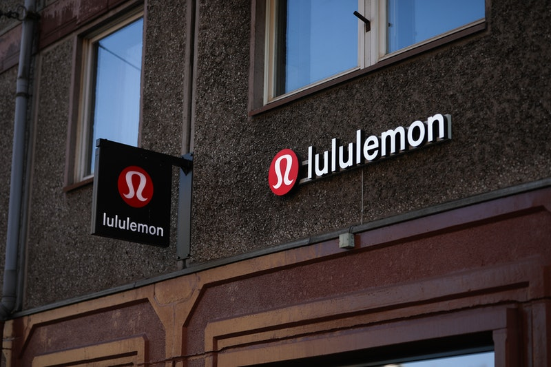 Lululemon Larger Sizes