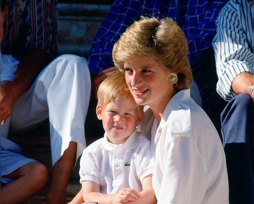Prince Harry has always been a true Virgo.