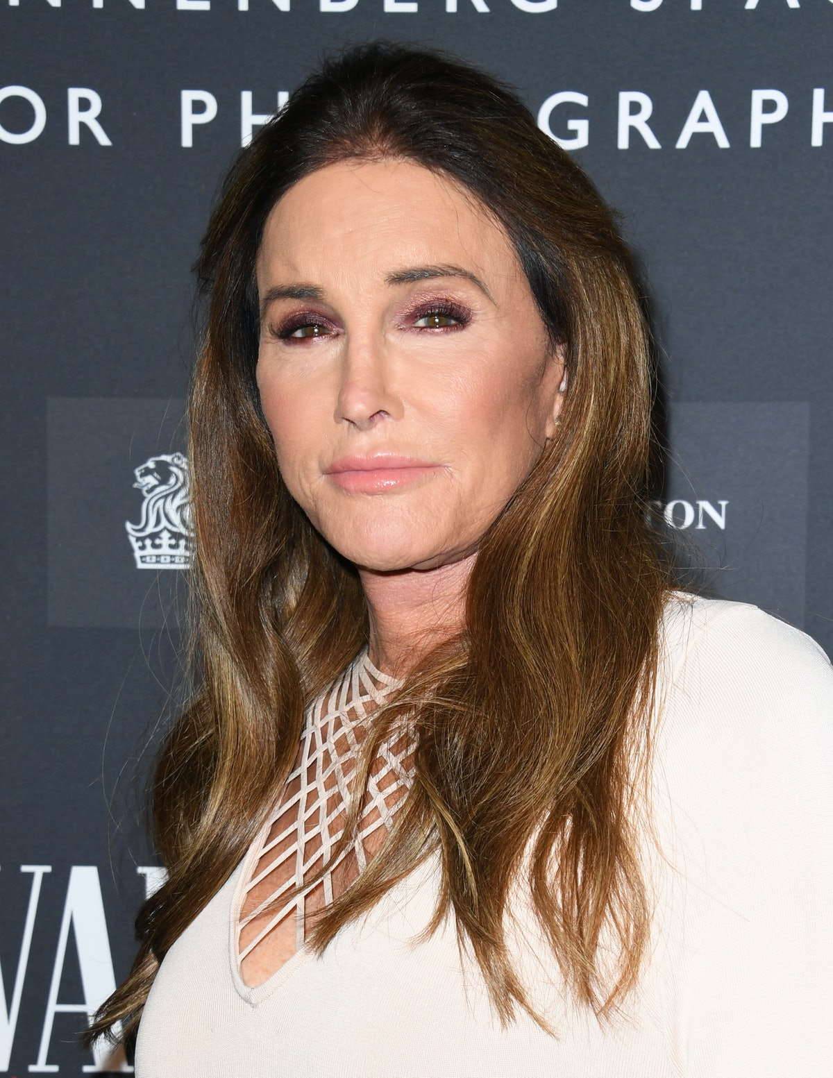 Caitlyn Jenner steps out for a red carpet event.