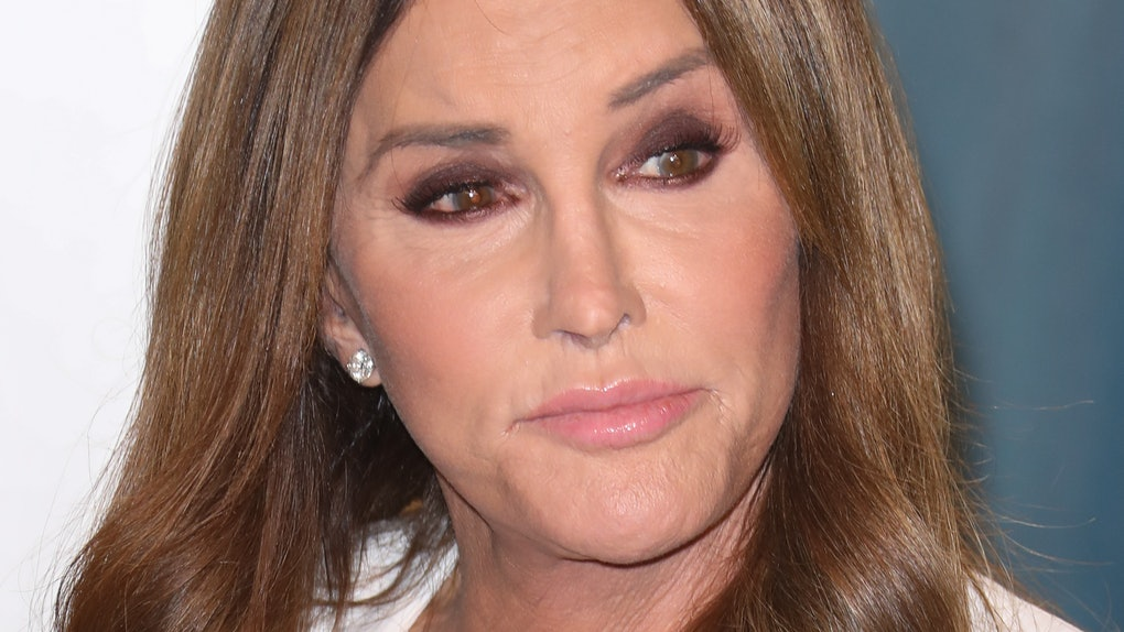 Caitlyn Jenner hits the red carpet.