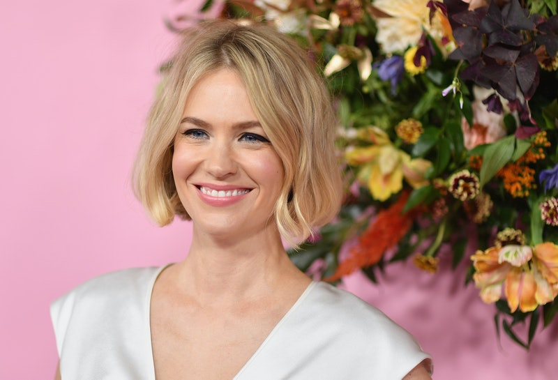 How to get January Jones' pink hair