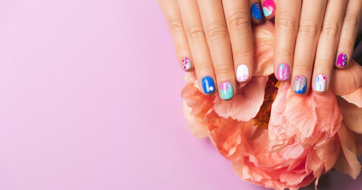Deep mauve. | Nail polish, Zoya nail polish