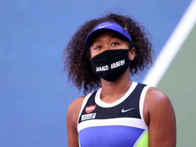 Tennis player Naomi Osaka's face masks with the names of victims of racial injustice have received big responses from their families.