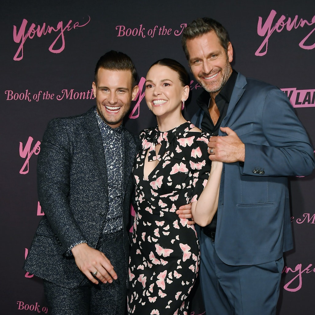 The novelized sequel to 'Younger' teases a rekindled romance between Josh and Liza.