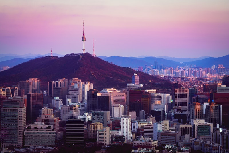 seoul, city