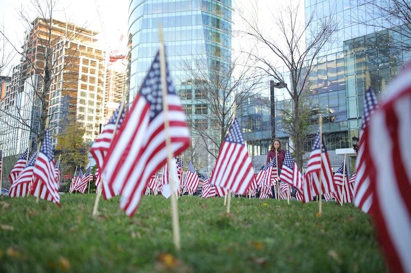 american flag, holiday