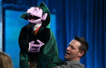 The count and a puppeteer.