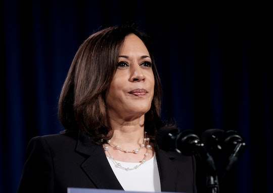 Kamala Harris remembers her grandparents on Grandparents Day, citing their passion for democracy for...