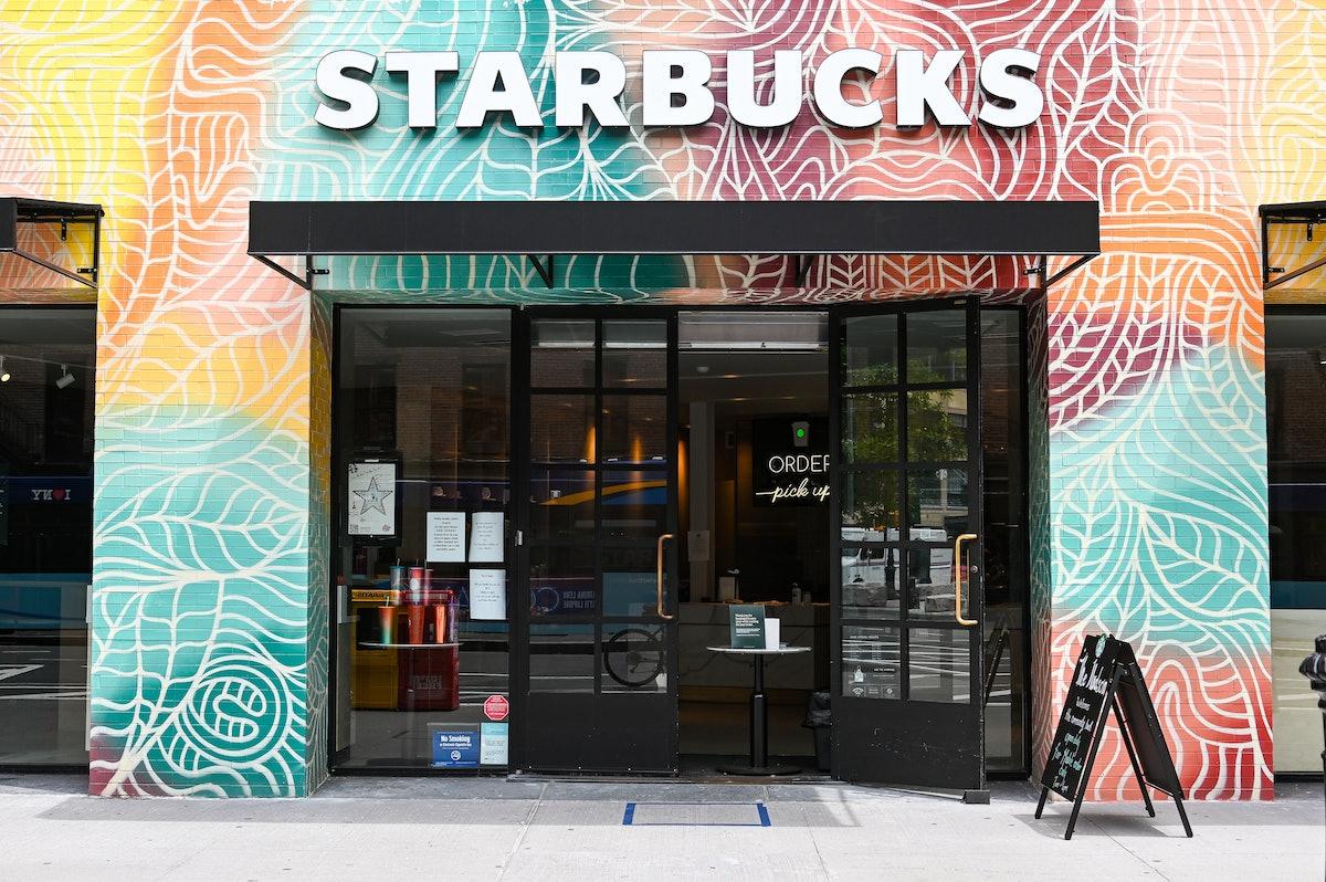 The Starbucks WAP drink is an unofficial update on a PSL.