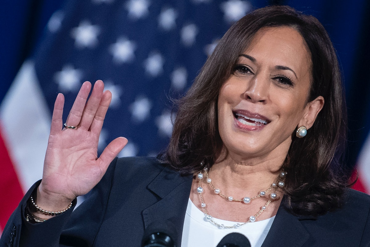 Kamala Harris has spoken out about Mike Pence's treatment of the LGBTQ community.