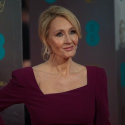 J.K. Rowling's New Book Reportedly Includes A Transgender Stereotype