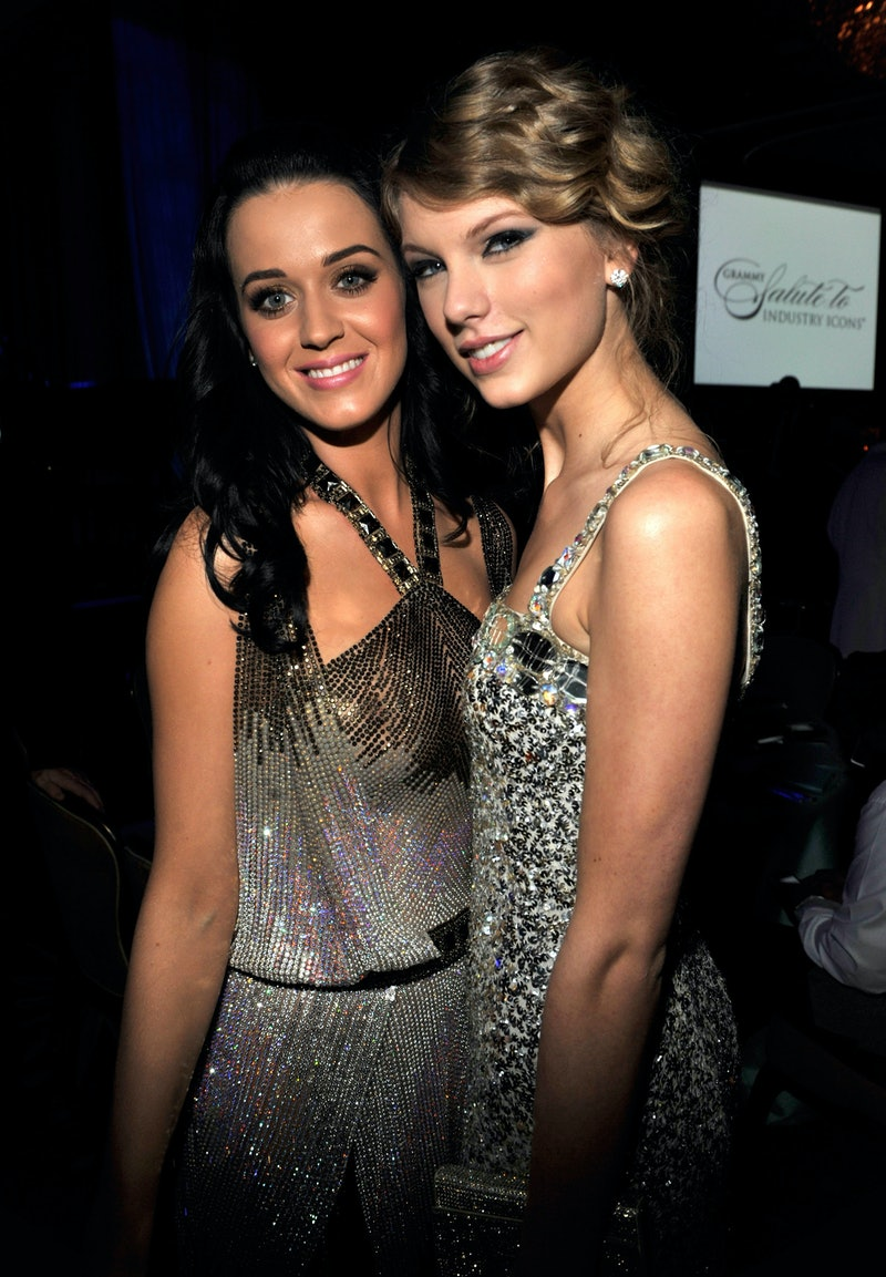 Taylor Swift Sent Katy Perry A One-Of-A-Kind Baby Gift