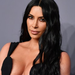 Kim Kardashian Skims Maternity Controversy