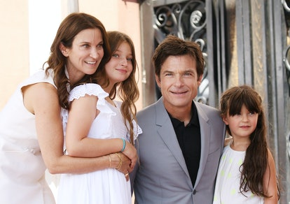 Jason Bateman is a proud dad to his two girls