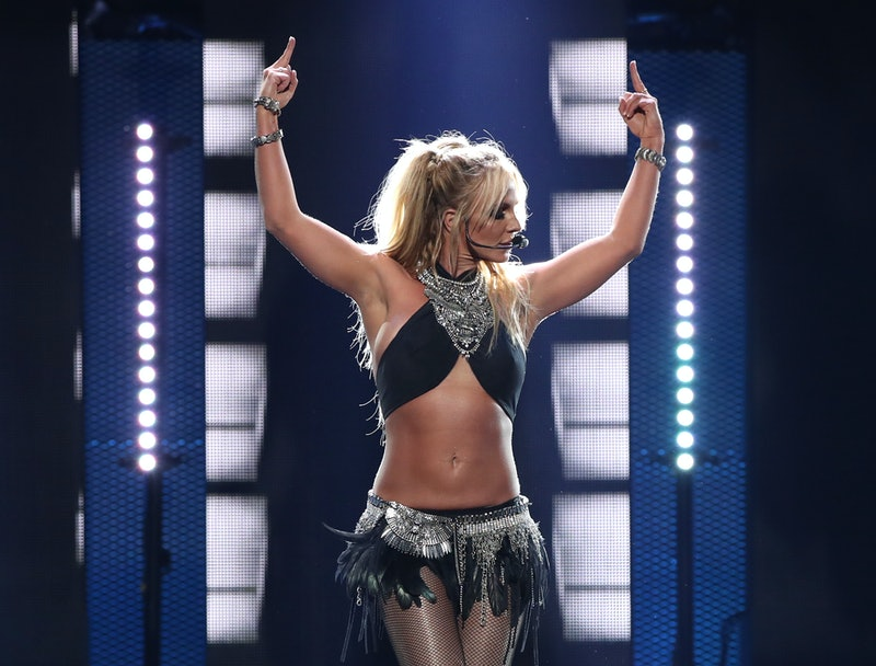 Britney Spears Might Never Perform Again, According To New Court Docs
